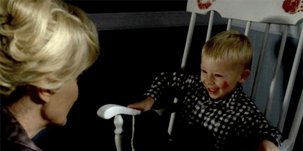Fanfic / Fanfiction American Horror Story Murder House O Filho do mal
