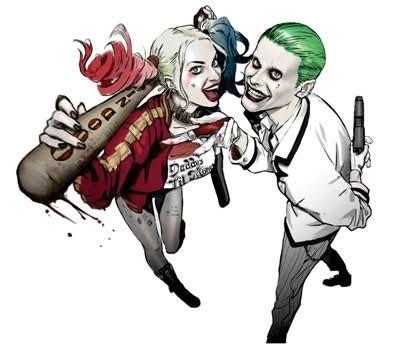 Fanfic / Fanfiction Amor de Harley e Joker.