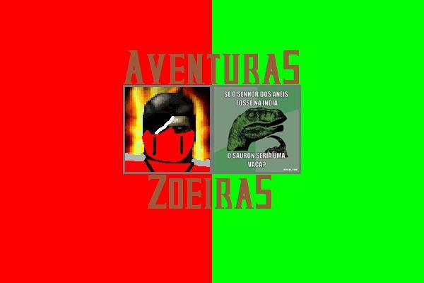 Fanfic / Fanfiction As aventuras zoeias de Fernando e Urtengo!