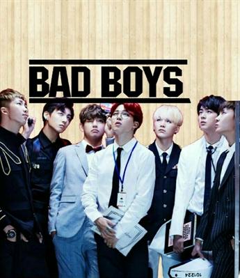 Fanfic / Fanfiction Bad boys
