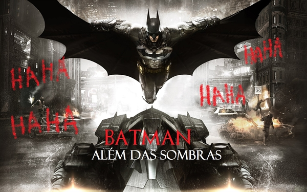 Fanfic / Fanfiction Batman: Além das Sombras