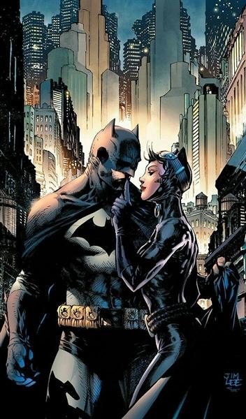 Batman e a mulher gato [PUNIQRANDLINE-(au-dating-names.txt) 57
