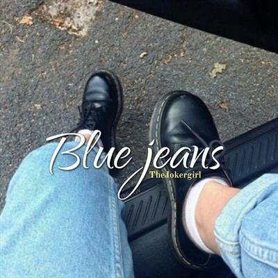 Fanfic / Fanfiction Blue jeans