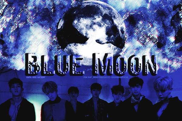 Fanfic / Fanfiction Blue Moon