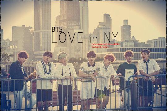 Fanfic / Fanfiction BTS: Love in NY - Interativa