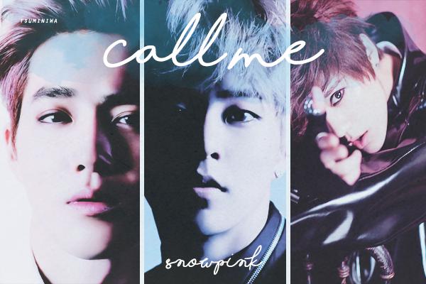 Fanfic / Fanfiction Call Me