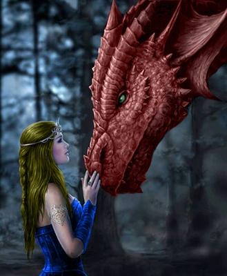 Fanfic / Fanfiction Coração de Dragão