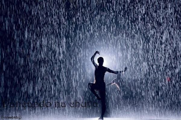 Fanfic / Fanfiction Dançando na chuva