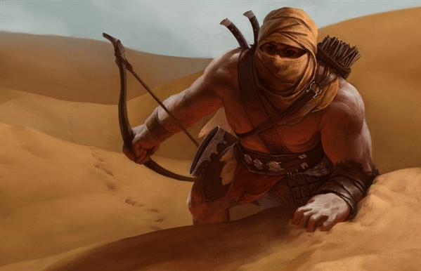 Fanfic / Fanfiction Eduardo, o grande guerreiro Persa