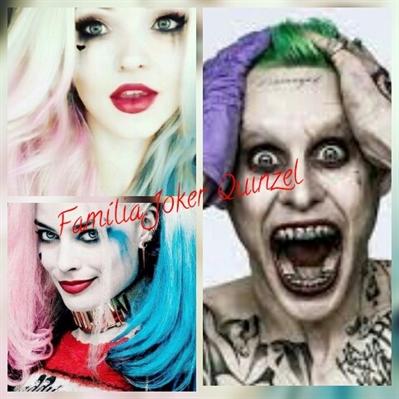 Fanfic / Fanfiction Família Joker Quinzel