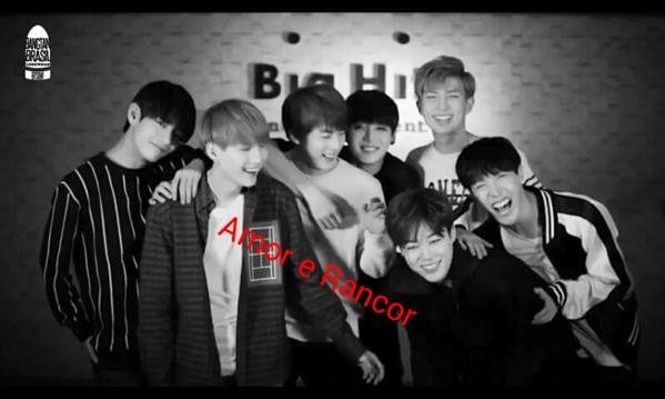 Fanfic / Fanfiction Amor e Rancor (imagine kim taehyung)