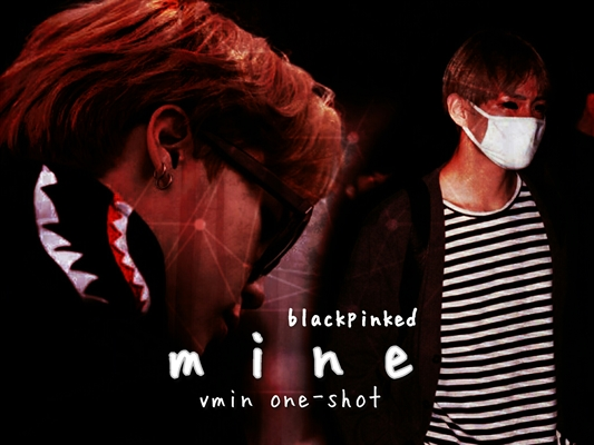 Fanfic / Fanfiction Mine (vmin one-shot)