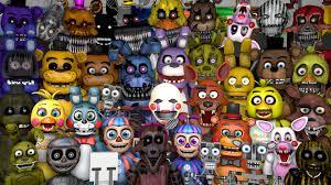 Fanfic / Fanfiction A vida dos animatronics