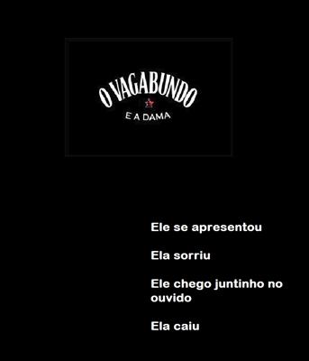 Fanfic / Fanfiction O Vagabundo e a Dama