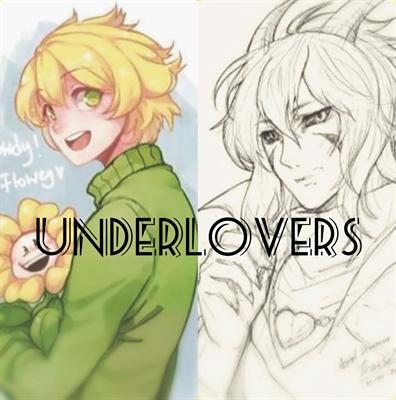 Fanfic / Fanfiction (Human!)Flowey x Asriel: Underlovers *YAOI*