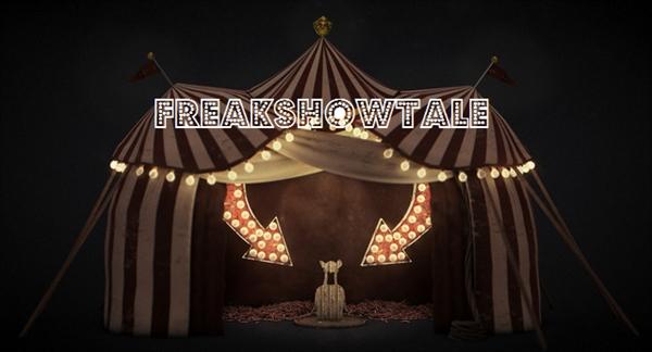 Fanfic / Fanfiction Freak Show