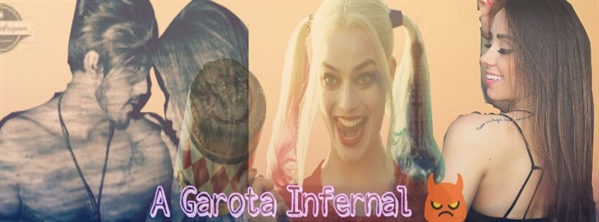 Fanfic / Fanfiction Garota Infernal !!