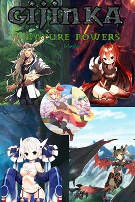 Fanfic / Fanfiction Gijinka : Nature Powers - Interativa