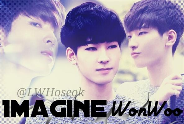Fanfic / Fanfiction Imagine Wonwoo (Seventeen - Jeon WonWoo)