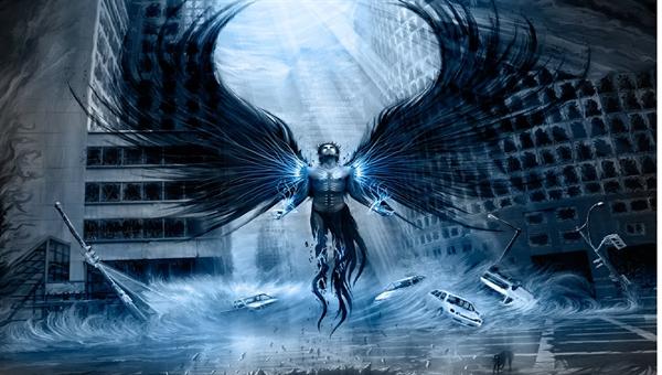 Fanfic / Fanfiction Impurios e a Legião Perdida