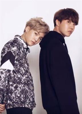 Fanfic / Fanfiction Incansáveis (Threesome Yoongi e Hoseok)