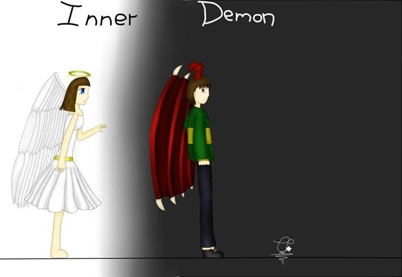Fanfic / Fanfiction Inner Demon