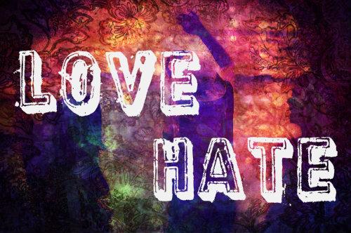 Fanfic / Fanfiction Love Hate