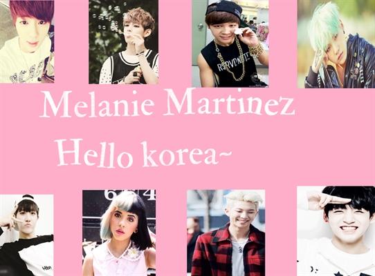 Fanfic / Fanfiction Melanie Martinez: Hello Korea