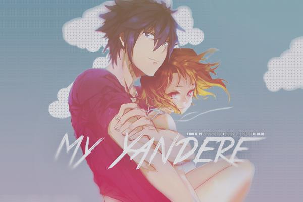 Fanfic / Fanfiction My Yandere