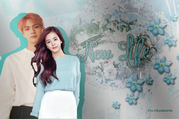 Fanfic / Fanfiction New Life - Imagine Jin
