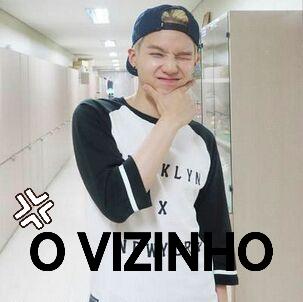 Fanfic / Fanfiction O VIZINHO