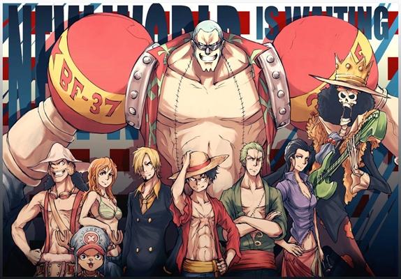 Fanfic / Fanfiction One Piece Shippuden (Contos Eróticos)
