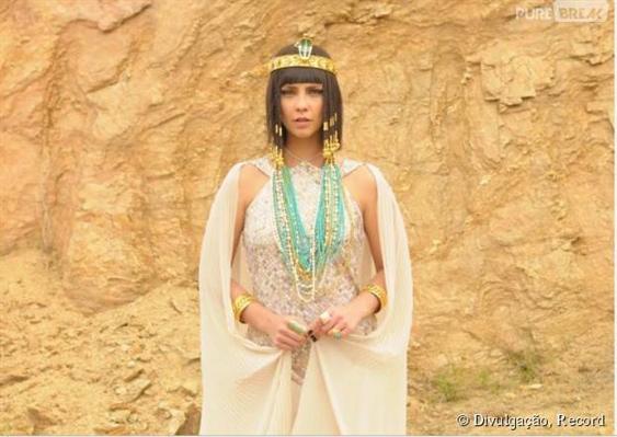 Fanfic / Fanfiction Rainha Do Egito
