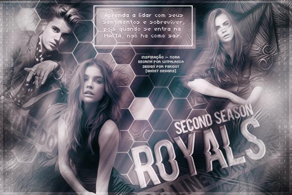 Fanfic / Fanfiction Royals - Second Season