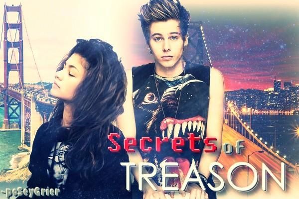 Fanfic / Fanfiction Secrets Of Treason