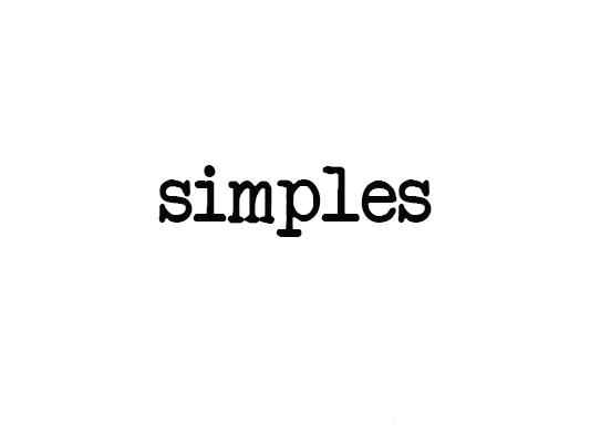 Fanfic / Fanfiction Simples