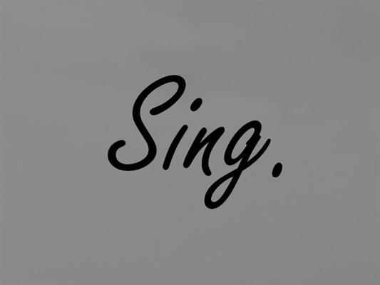 Fanfic / Fanfiction Sing