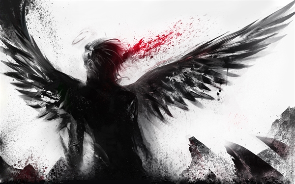 Fanfic / Fanfiction Supernatural: Angel Blood