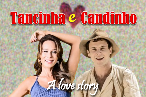 Fanfic / Fanfiction Tancinha e Candinho - A Love Story