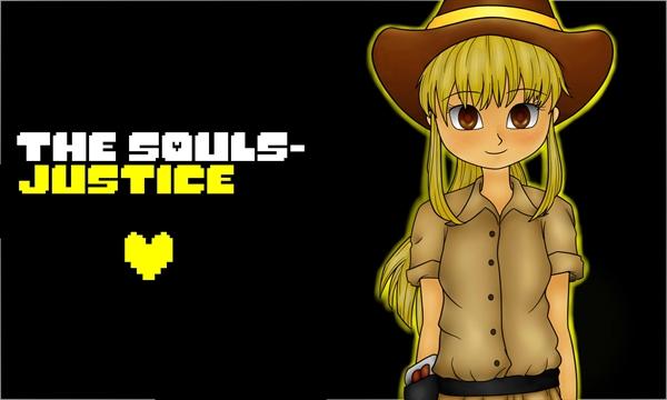 Fanfic / Fanfiction The Souls- Temporada 1: J U S T I C E