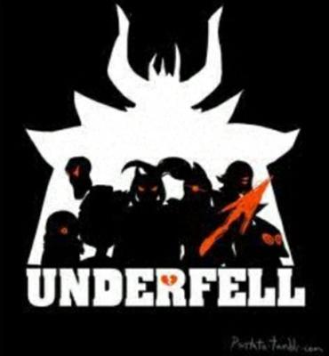 Fanfic / Fanfiction Underfell uma aventura no subsolo