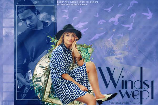 Fanfic / Fanfiction Windswept - Varrida Pelo Vento