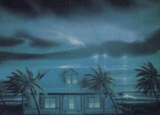 Fanfic / Fanfiction A Casa do Mal