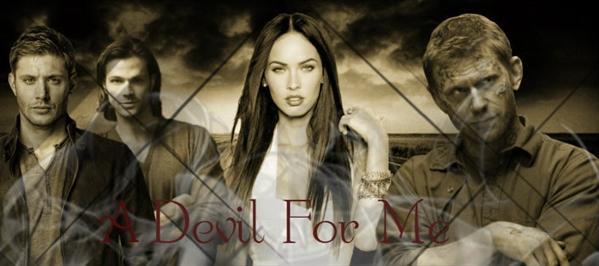 Fanfic / Fanfiction A Devil For Me