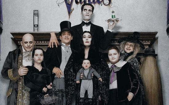 Fanfic / Fanfiction A família Addams