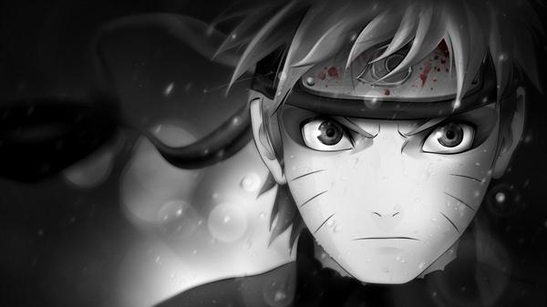 Fanfic / Fanfiction A (má)noite de Naruto