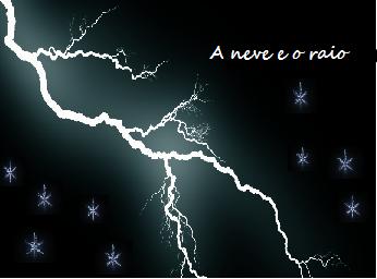 Fanfic / Fanfiction A neve e o raio