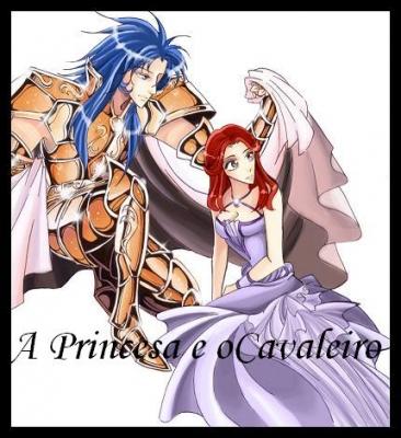 Fanfic / Fanfiction A Princesa e o Cavaleiro