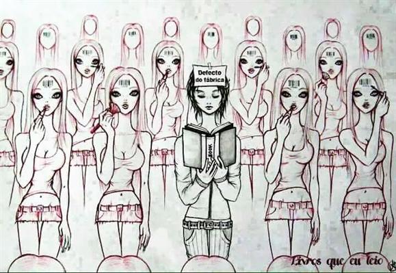 Fanfic / Fanfiction A vida de uma menina