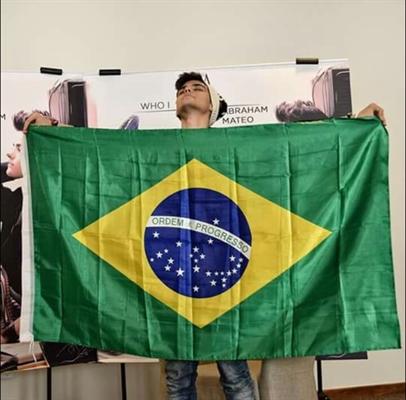 Fanfic / Fanfiction Abraham No Brasil